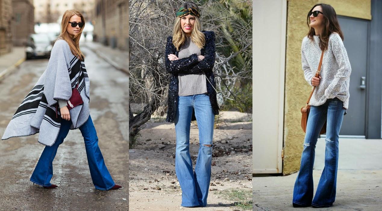 Pantalones Acampanados De Vestir Lindas Opciones Con
