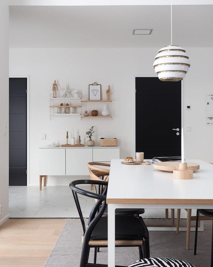 my scandinavian home: An Inspiring Finnish Home With an Element of ...
