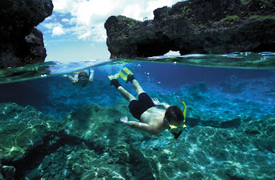 Diving di Pulau Niue