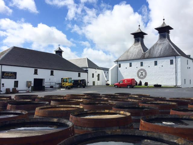 Distilleries We Have Visited