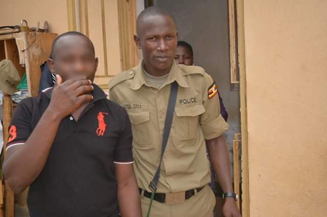 Police Arrests crime preventer for rapping house maid