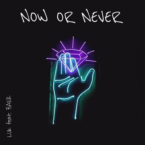 Luk Unveils Debut Single 'Now or Never' ft. BAER