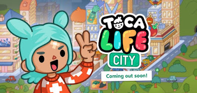 Toca Life: City Apk + Data OBB Full Download latest version