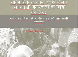 Madhra Pradesh ICDS Anganwadi Worker Final Result