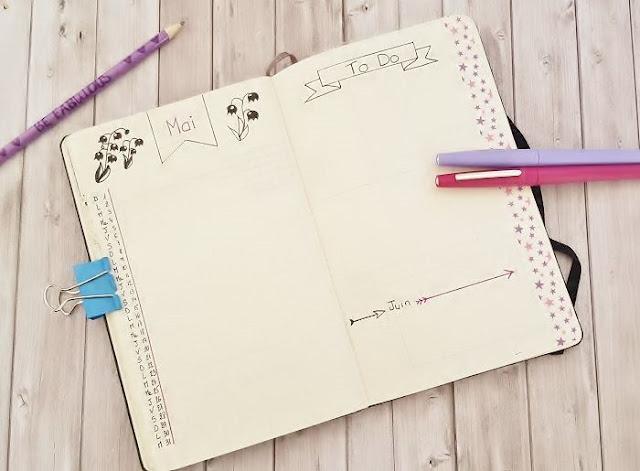 5 articles à lire pour vous aider à commencer un Bullet Journal