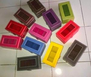 Box Jam Tangan Vinyl Isi 3