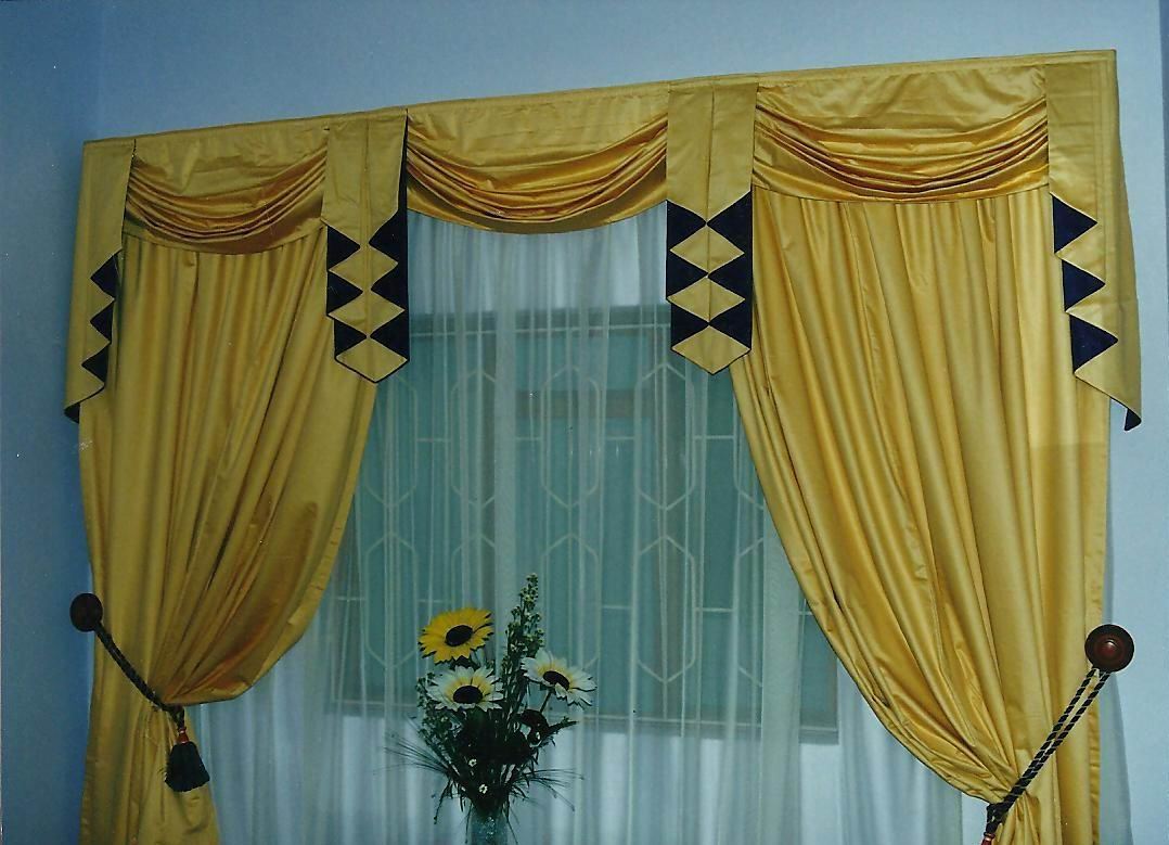 Clever Needle Designs Lounge Curtains