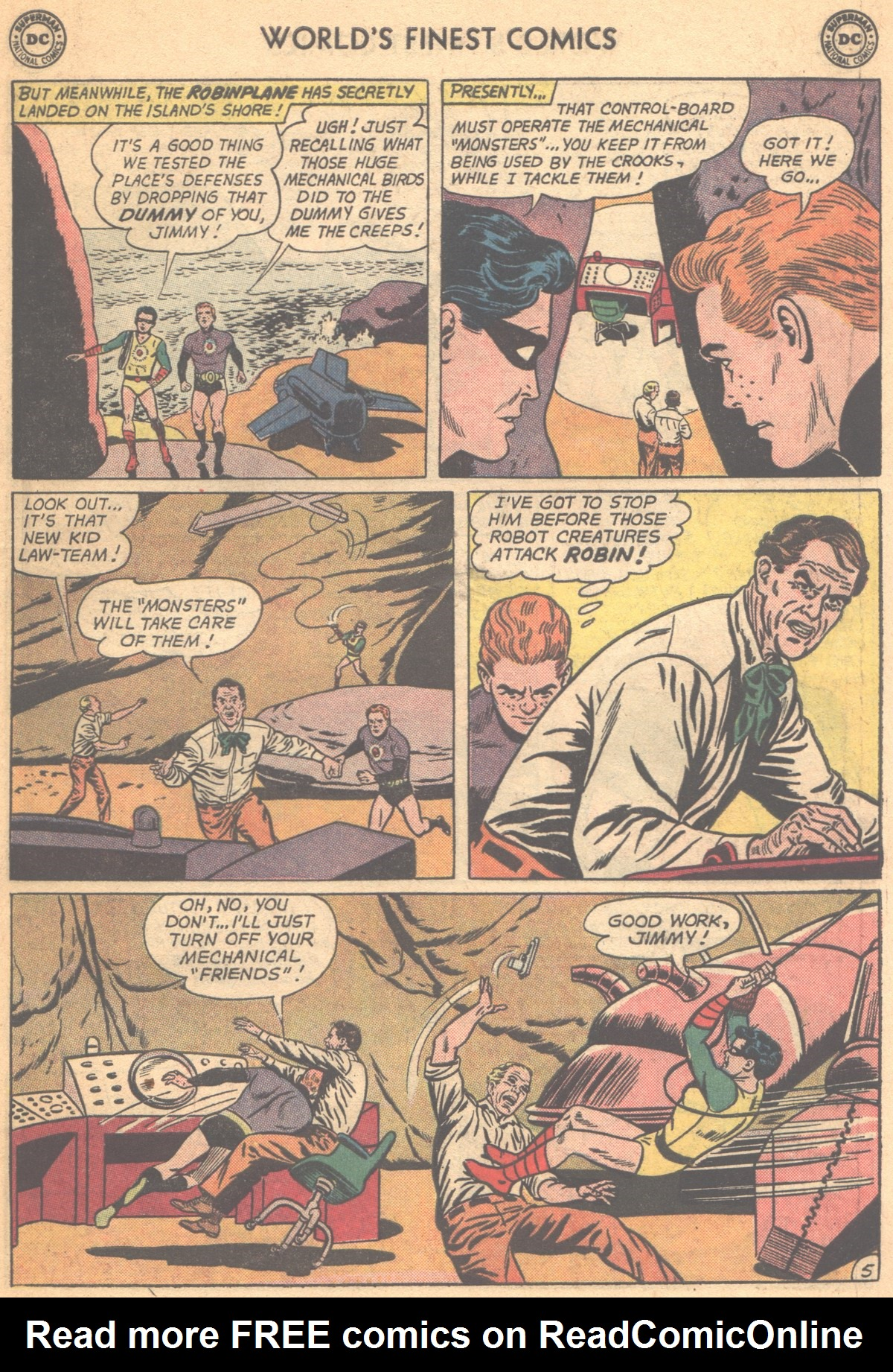 Read online World's Finest Comics comic -  Issue #147 - 19