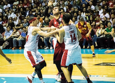 Stop Fajardo To Stop The Beermen, Why SMB will be the Champion Tonight