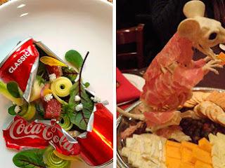 15 Restaurantes que tentaram impressionar seus clientes mais exigentes