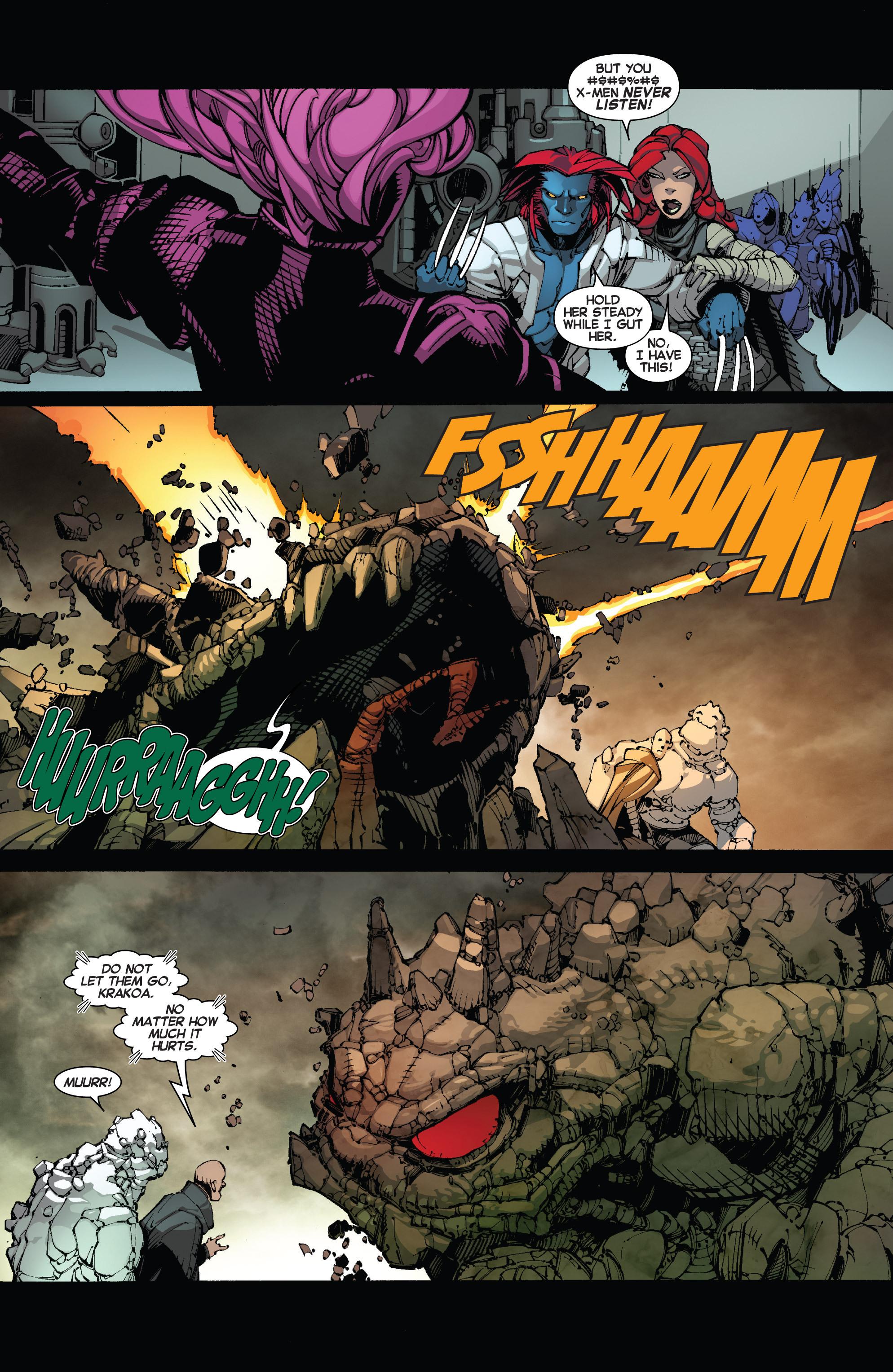 Read online Uncanny X-Men (2013) comic -  Issue #13 - 14