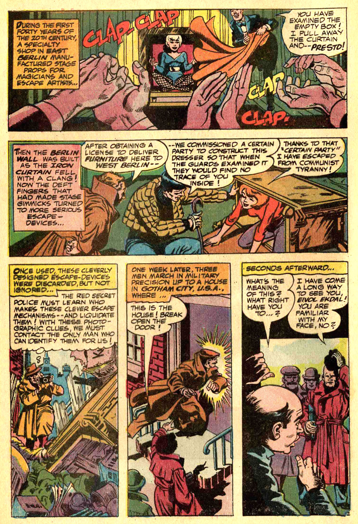 Detective Comics (1937) 361 Page 3