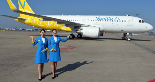 Japan's Vanilla Air to touch down in Vietnam