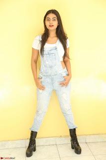 Neha Deshpande in Spicy Denim Jumpsuit and Whtie Crop Top March 2017 017.JPG