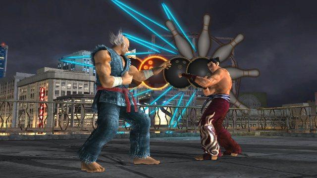 Download Tekken 5 Dark Resurrection PC Gameplay