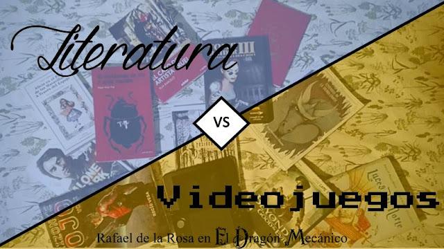 Literatura vs. Videojuegos