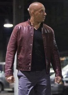 Jual Jaket Kulit Dominic Toretto Warna Tan