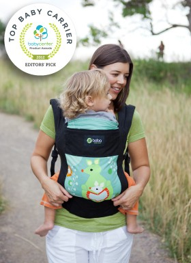 Blonde Life Daily Boba Family Boba Carrier 3g Review And Giveaway