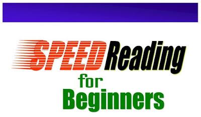 Download Gratis Ebook Speed Reading For Beginner