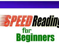 Download Gratis Ebook Speed Reading For Beginner : Ebook Dahsyat yang Mampu Meningkatkan Kecepatan Membaca Anda 3x Lipat