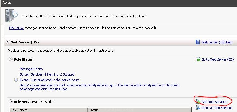 Danie's Knowledge Base: SP2013/2010: How to configure