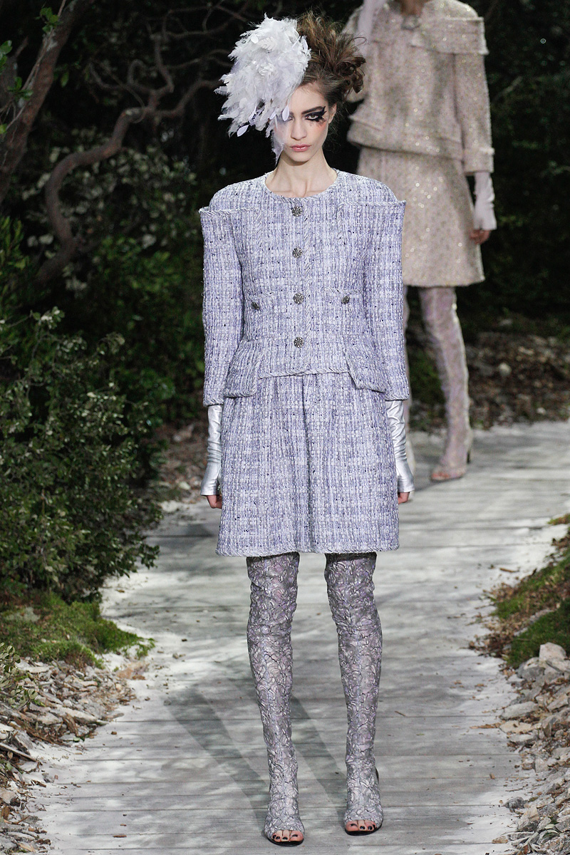 Madison Muse: Chanel Spring 2013