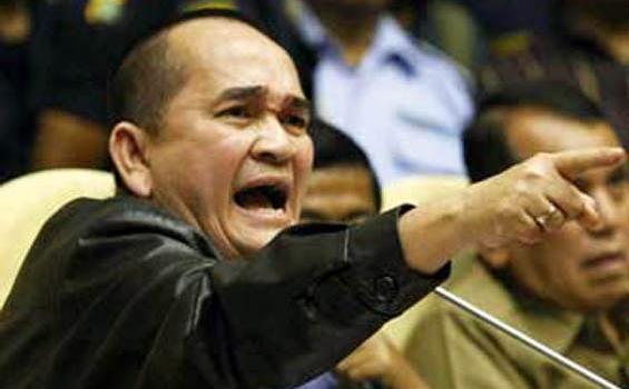 Sindiran Tajam Ruhut Sitompul Pada Mereka Yang Mau Demo Minta Presiden Jokowi Mundur...