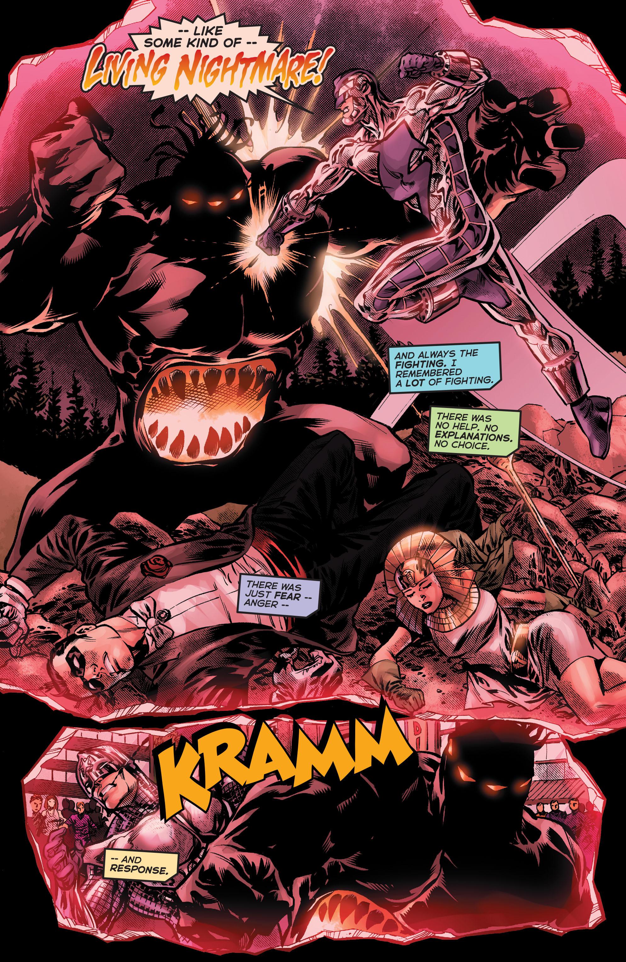 Read online Astro City comic -  Issue #31 - 10