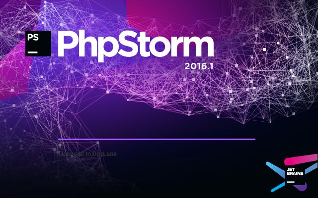Hướng Dẫn Active JetBrains PhpStorm 10 2016.1 License Key Final