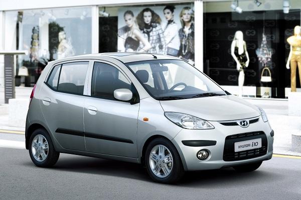 Ficha Técnica Hyundai i10 (2010)