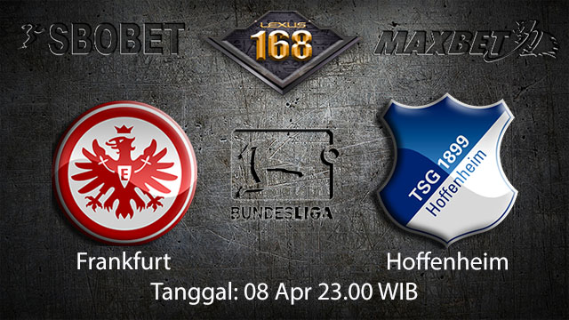 BOLA88 - PREDIKSI TARUHAN BOLA FRANKFURT VS HOFFENHEIM 8 APRIL 2018 ( GERMAN BUNDESLIGA )