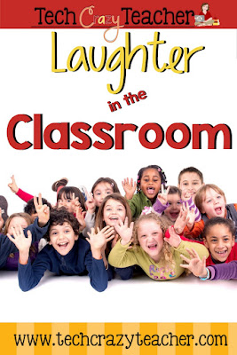 Humor and laughter in the classroom are great tools to get students learning!