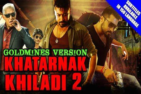 Khatarnak Khiladi 2 2016 Hindi Dubbed Movie Download