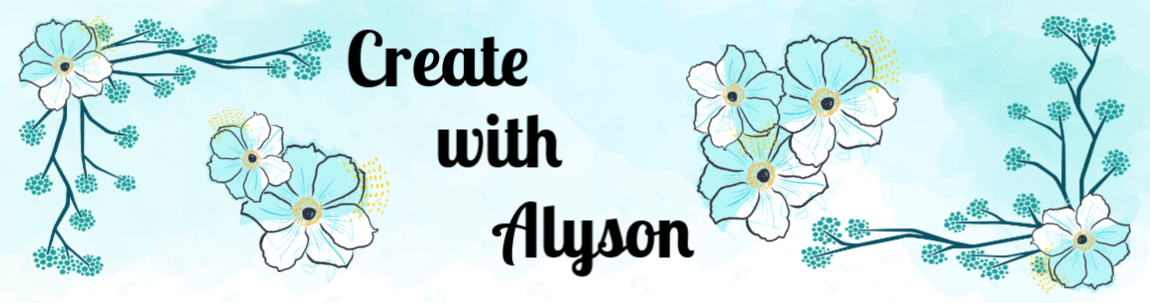 Create with Alyson