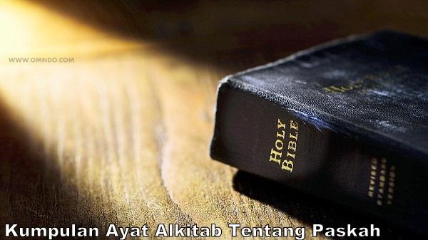 Kumpulan Ayat Alkitab Tentang Paskah