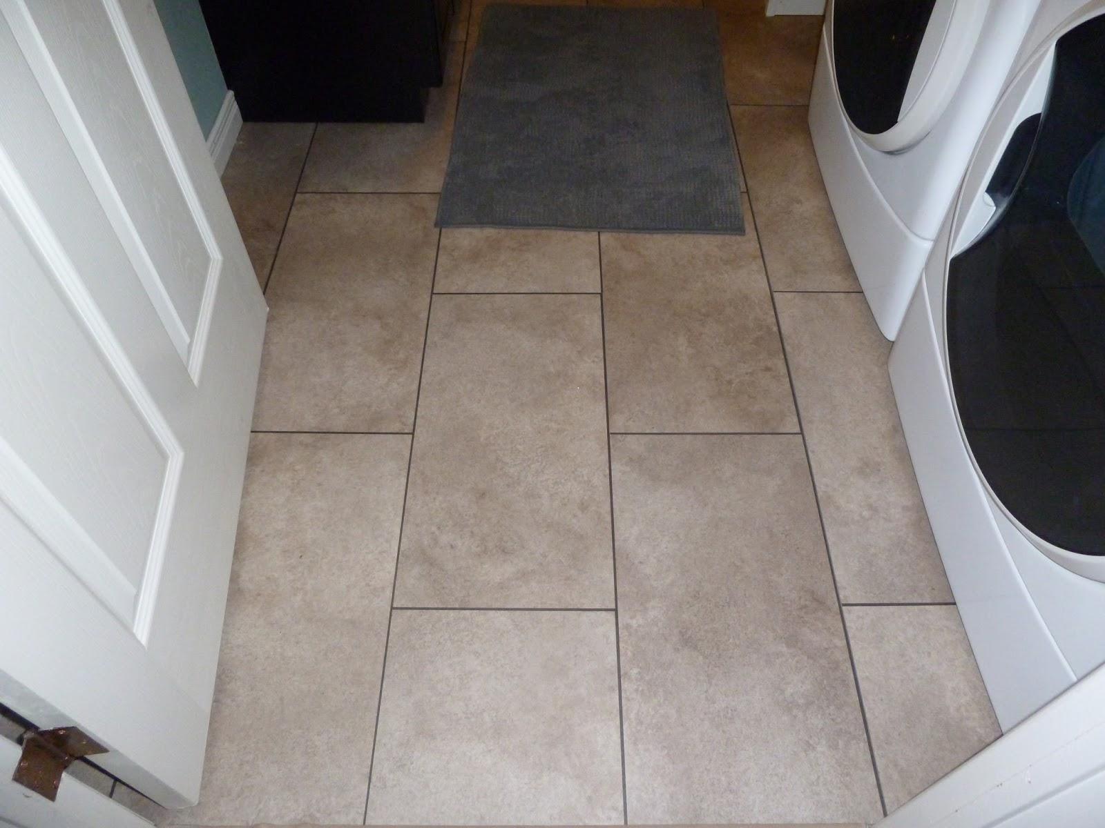 Pats coffee shop bathroom reno for Bathroom floor covering