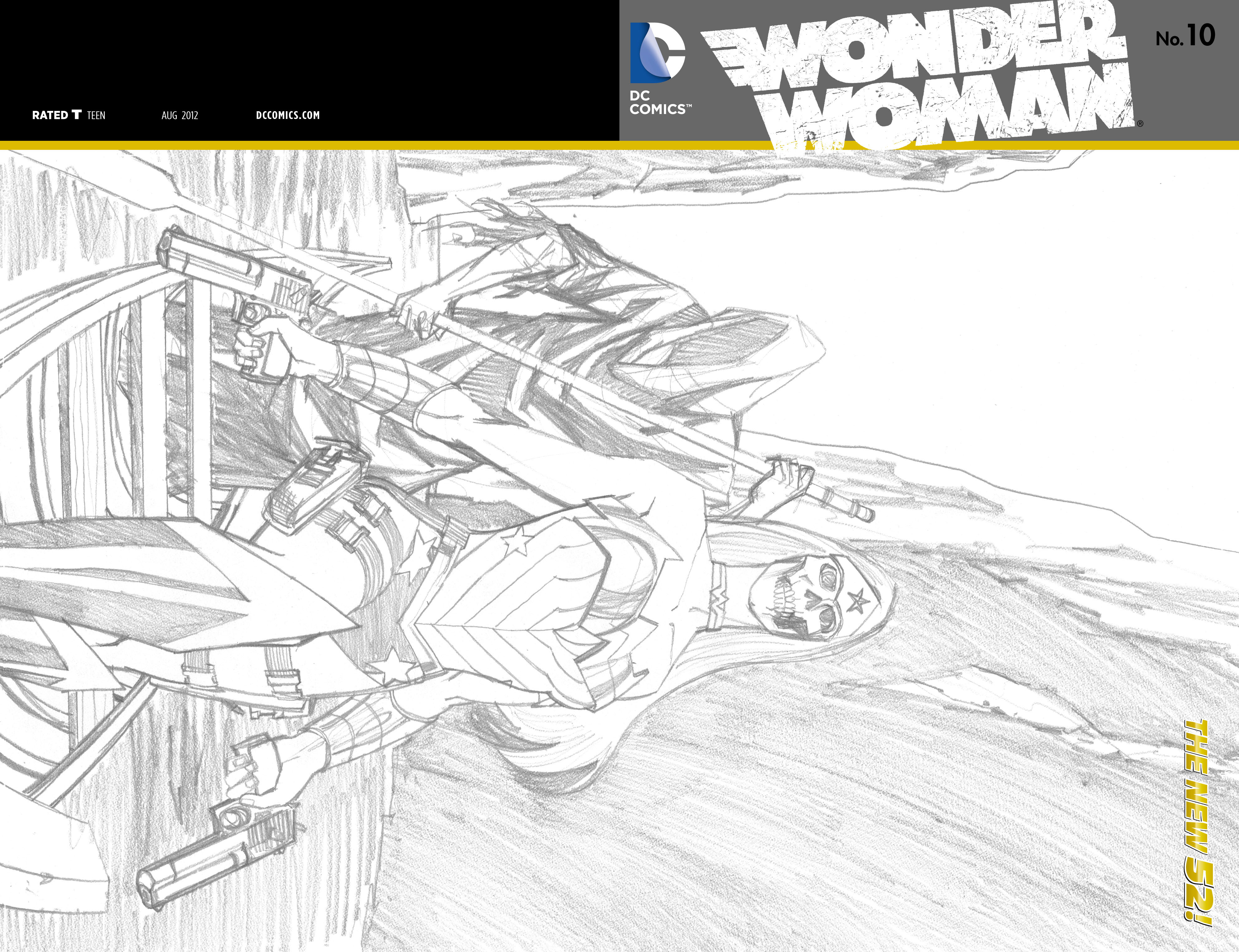 Read online Wonder Woman (2011) comic -  Issue #10 - 22