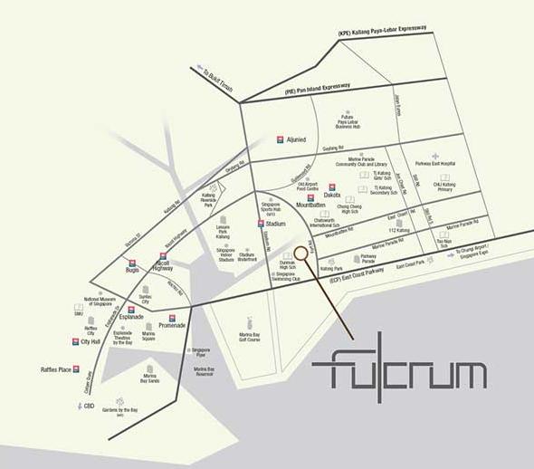 Fulcrum @ Fort Road Location