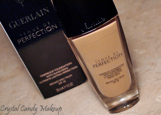 Commandes Sephora - Guerlain Tenue de Perfection 03 Beige Naturel