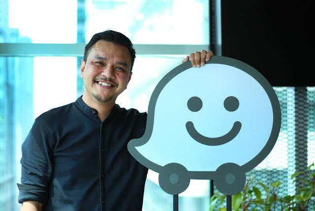 Kelvin Sim, Country Manager, Waze Malaysia