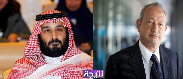 ماذا قال نجيب ساويرس عن ولي العهد السعودي محمد بن سلمان
