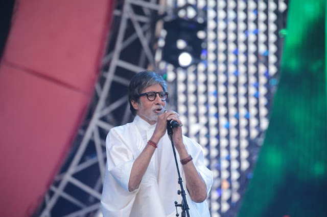 Celebrities at Global Citizen Festival India 2016 Photos