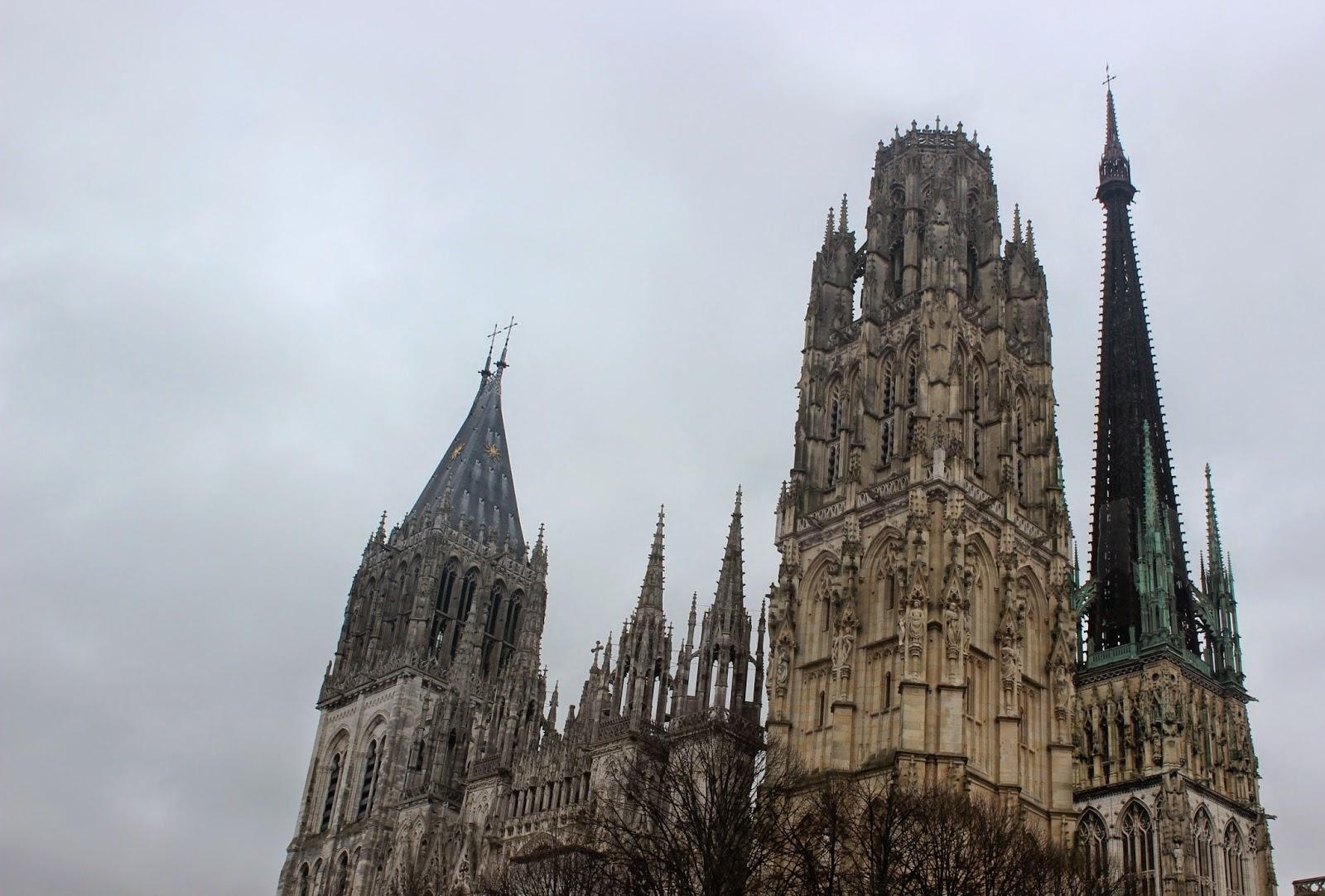 katedra w Rouen