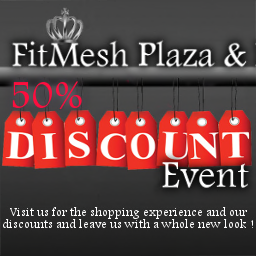 FitMesh Plaza & 50%  Discount Event