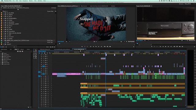 Phần mềm chỉnh sửa video chuyên nghiệp - Adobe Premiere Pro CC Full Crack