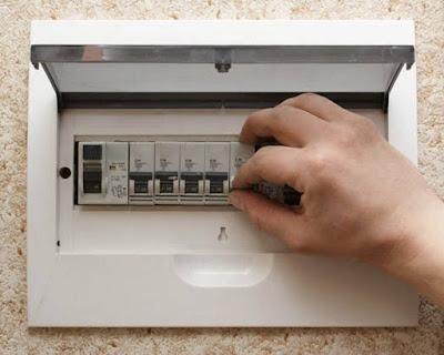 Instalaciones eléctricas residenciales - Desenergizando el circuito