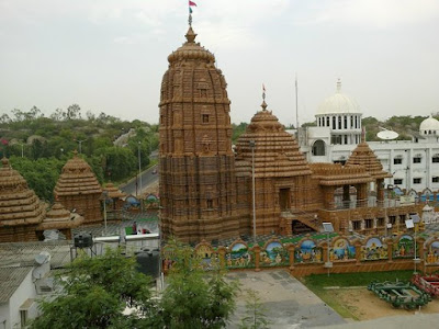 Shri Jagannath Temple in Hyderabad District in Telangana