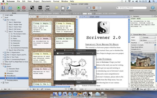 S. M. Worth: 2016 Coupon Codes for Scrivener