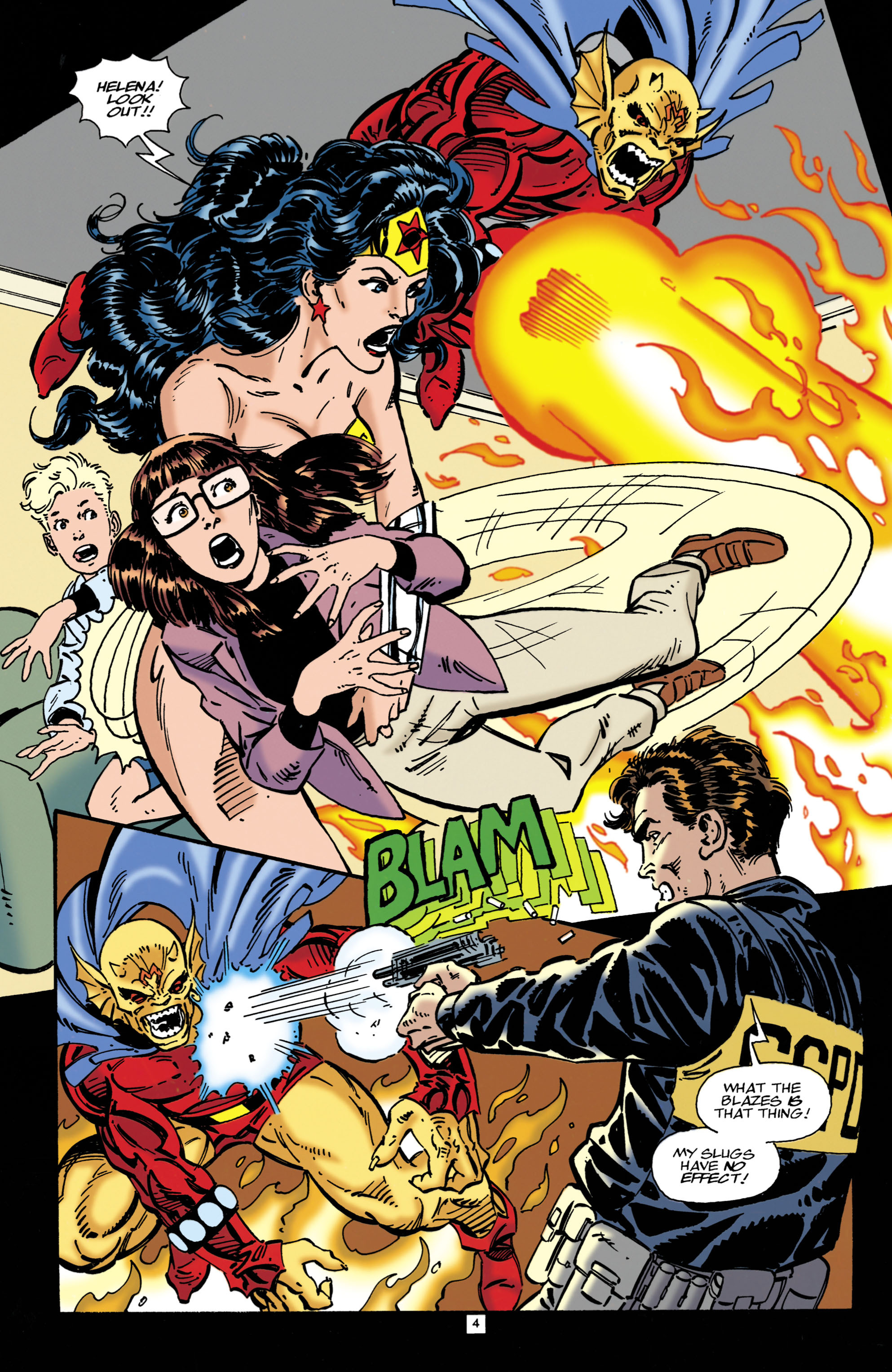 Read online Wonder Woman (1987) comic -  Issue #107 - 4