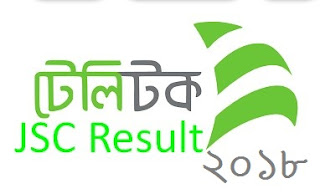 JSC Exam Result 2018